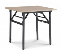"""Usa"" Square Folding Table"